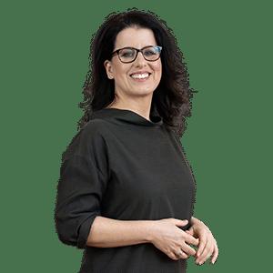 Monika Divišová, nutriční specialistka & wellbeing koučka