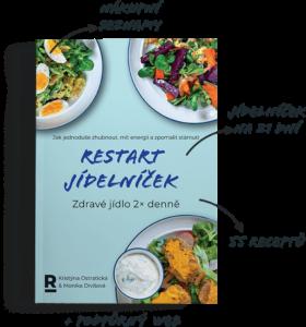 Restart jídelníček: Zdravé jídlo 2x denně